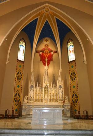 St Patrick Catholic Church 001
