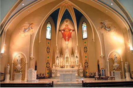 St Patrick Catholic Church 005