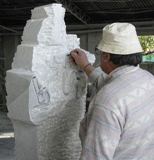 Custom Statue Design 003