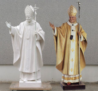 Fiberglass Statues And Reproductions 008