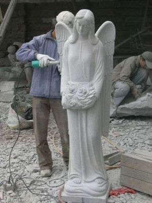 Religious Marble Statues 006