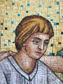 Stained Glass And Venetian Mosaics 002