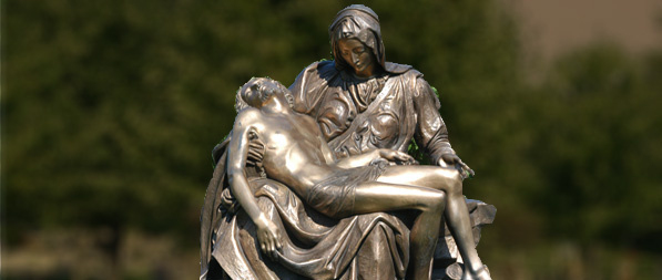 Bronze Statues 001