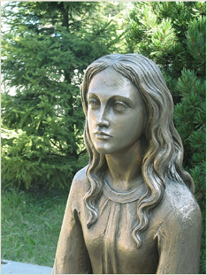 Bronze Statues 002
