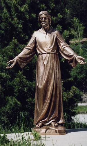 Bronze Statues 003