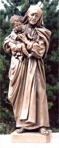 Bronze Statues 004