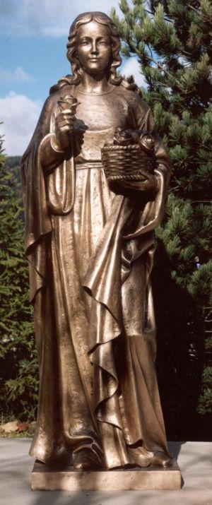 Bronze Statues 005
