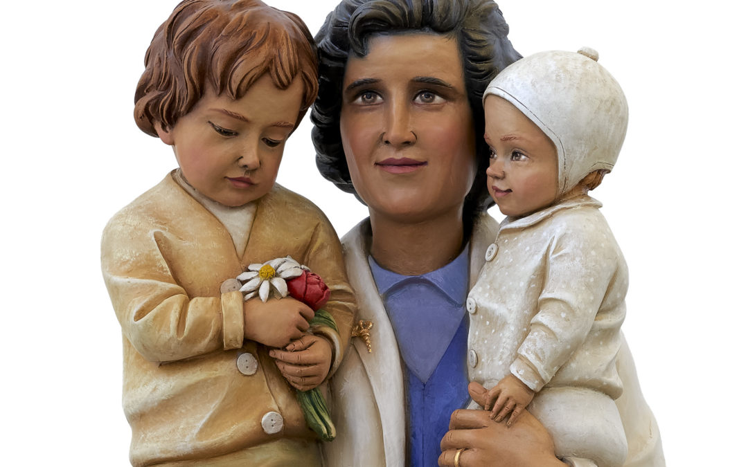"""A woman of exceptional love"": St. Gianna Beretta Molla"